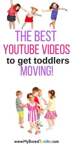 Best Videos To Get Your Toddler Moving Songs For
