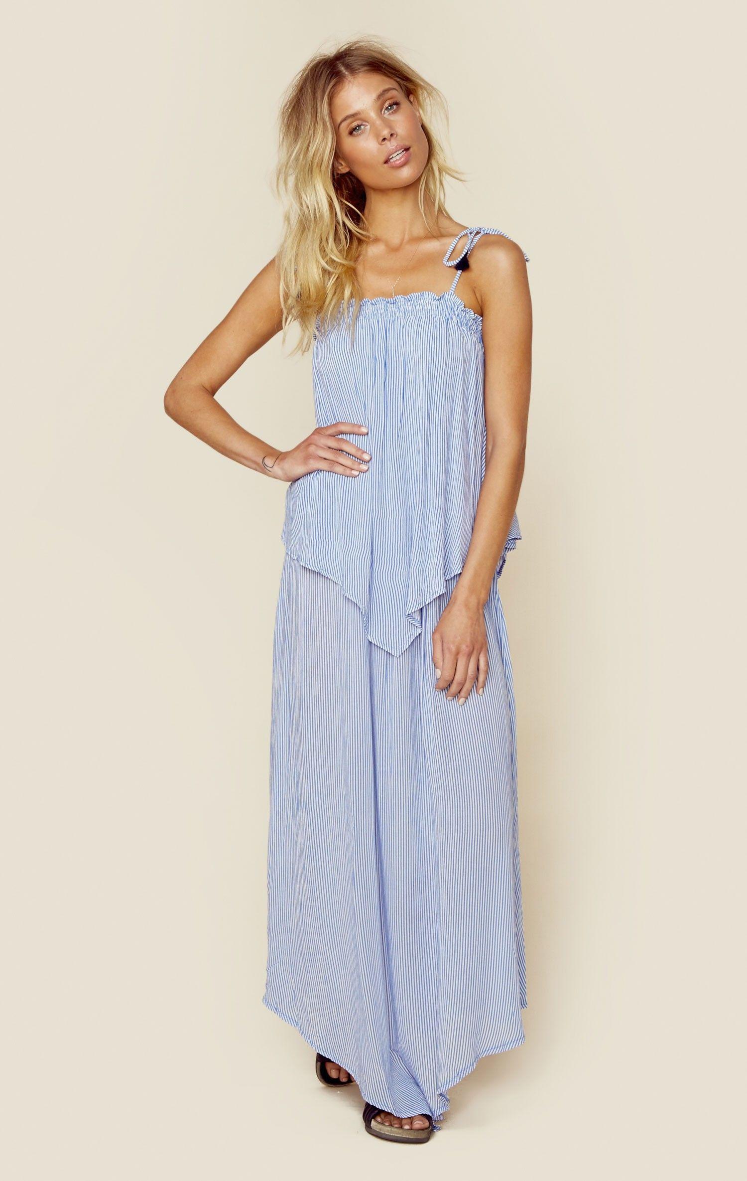 ESCAPE MAXI DRESS | @ShopPlanetBlue