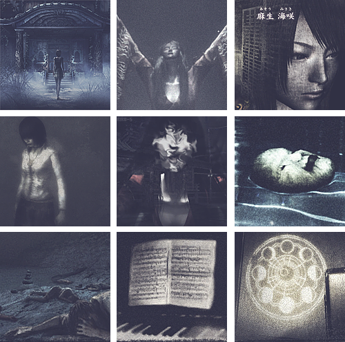 "hwoaarang: "" "" Fatal Frame IV : Mask of the Lunar Eclipse "" "" They ..."