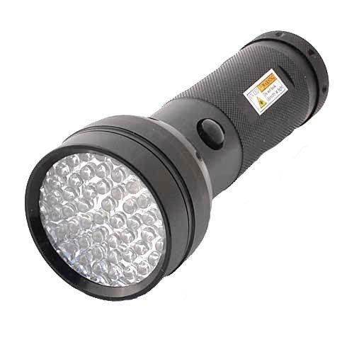 Kssfire Superbright Led Uv Ultra Violet Blacklight Pocket Flashlight