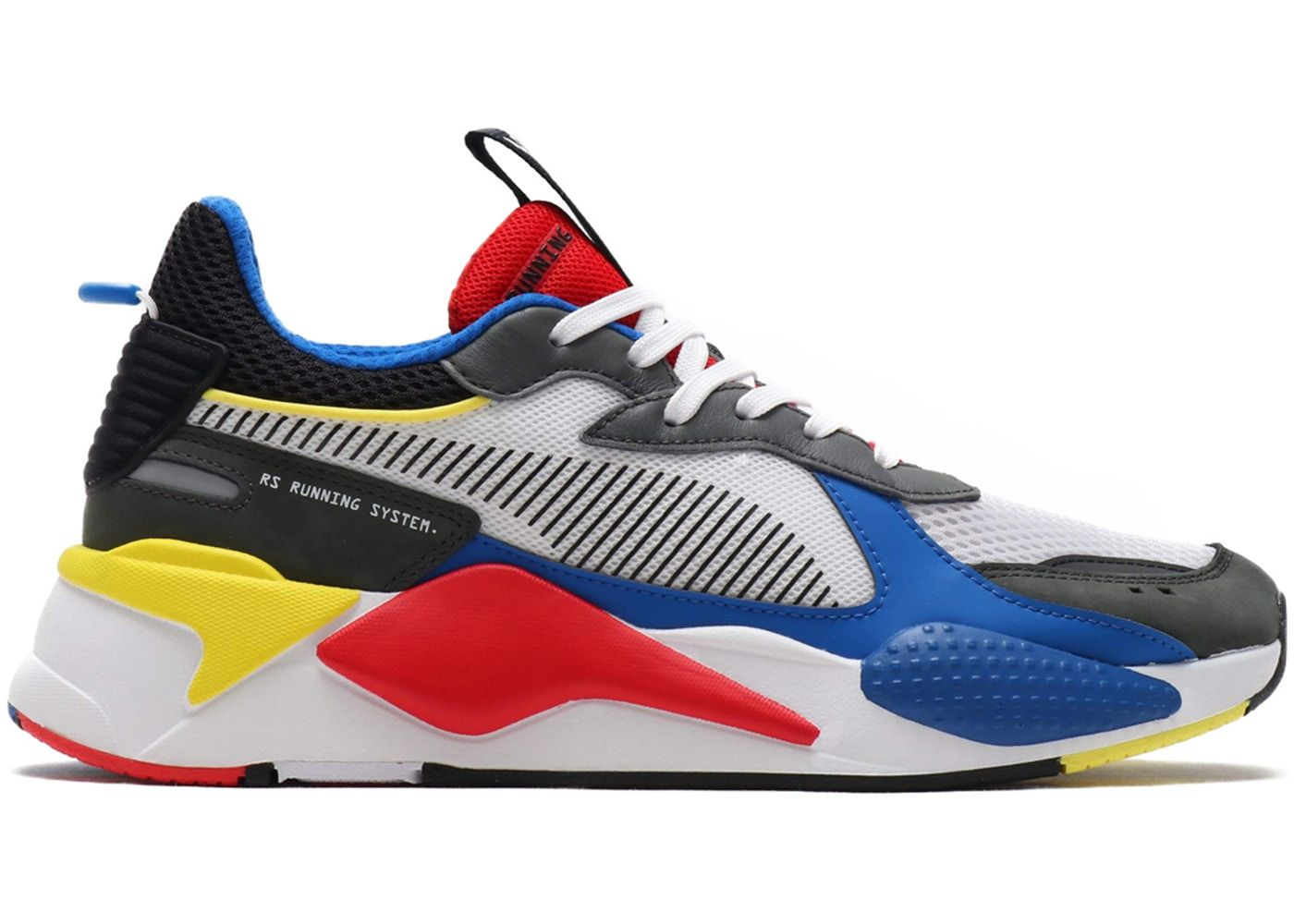Puma RS-X Toys White in 2020