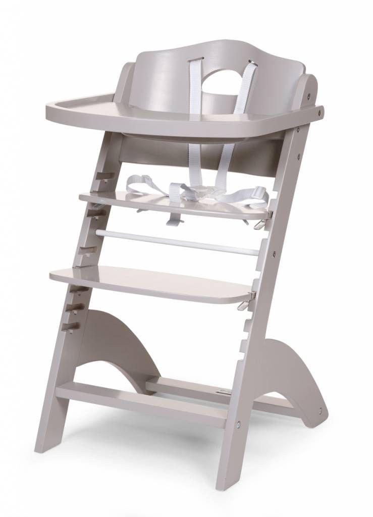 2 Houten Kinderstoeltjes Te Koop.Childwood Meegroeistoel Lambda 2 Chair Met Eetblad Grijs Kids