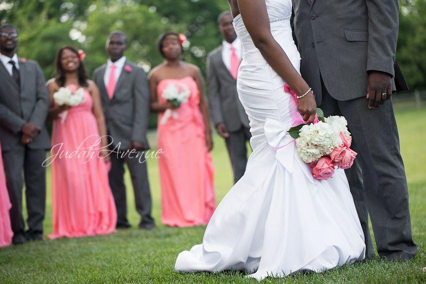 Pink Weddings » Judah Avenue Washington DC, Maryland, Viriginia ...