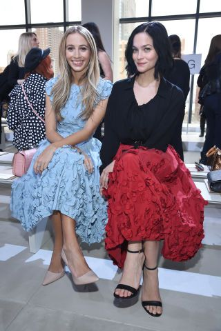 See which A-Listers sat front row at Michael Kors, Coach, Proenza Shouler and more: