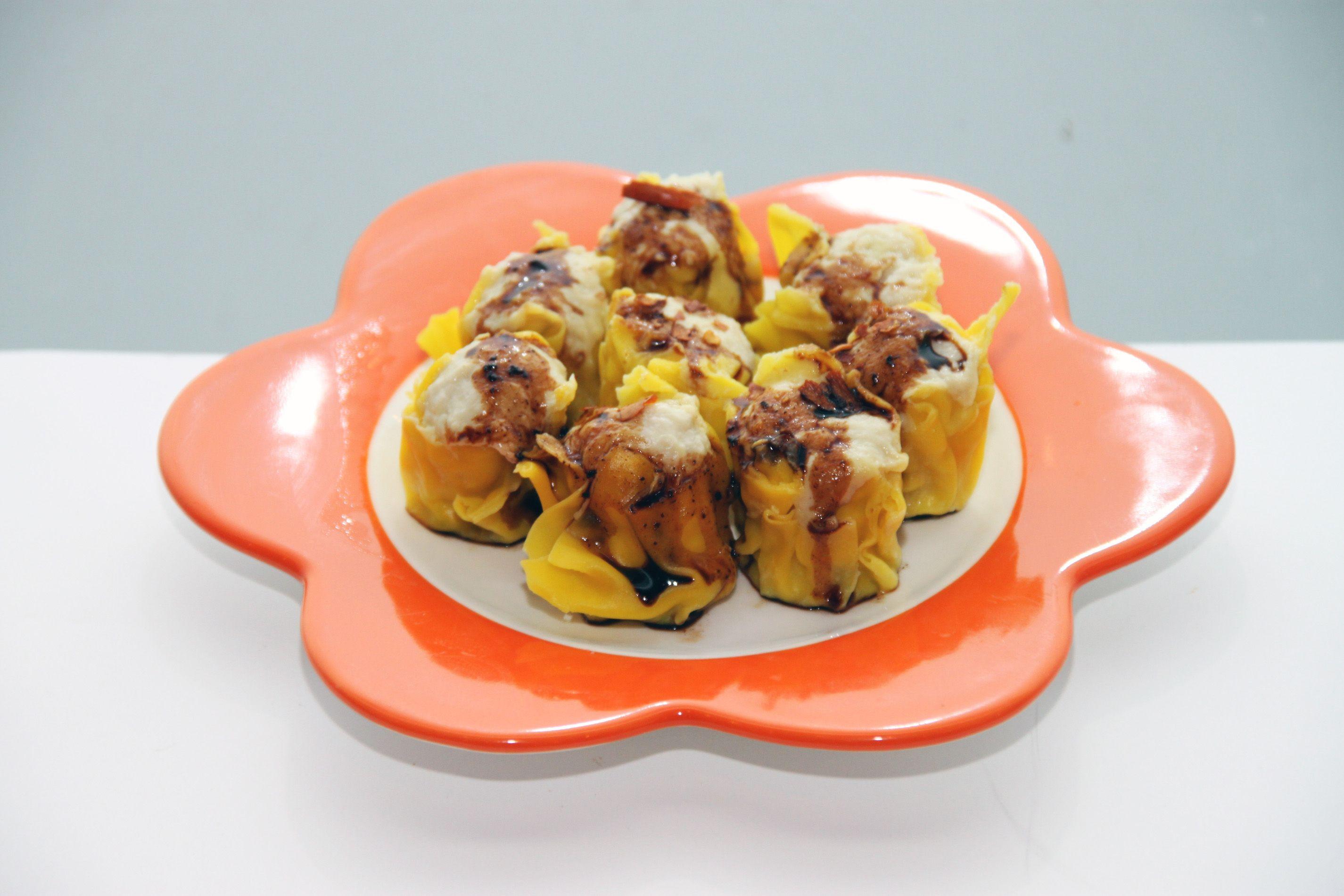 Fish siu mai 魚肉 燒賣 鱼肉 烧卖 food appetizers breakfast