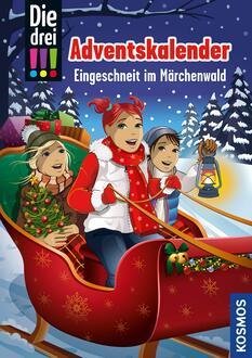 Kosmos 16228 Die Drei Eingeschneit Im Marchenwald Adventskalender 2020 Adventkalender Adventskalender Besondere Adventskalender