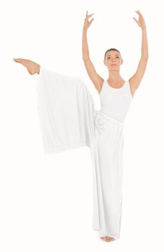 eacfde3aa9 Eurotard Women s Adult Palazzo Pants - 13696 The Adult Palazzo Pants with  Elastic Waist are a wonderful investment for dancers looking to purchase a  stylish ...