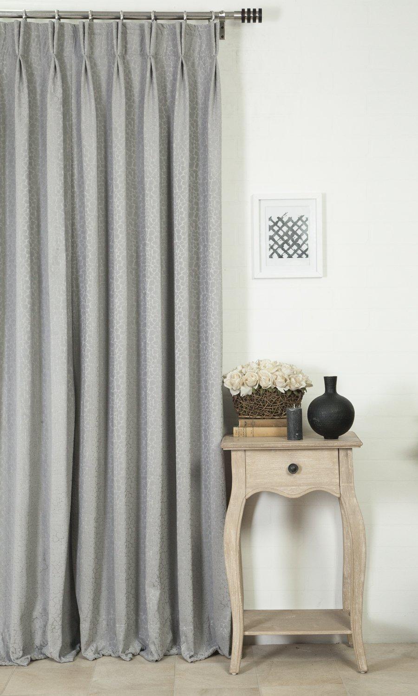 'Soho Loft' Fabric Swatch (Grey)