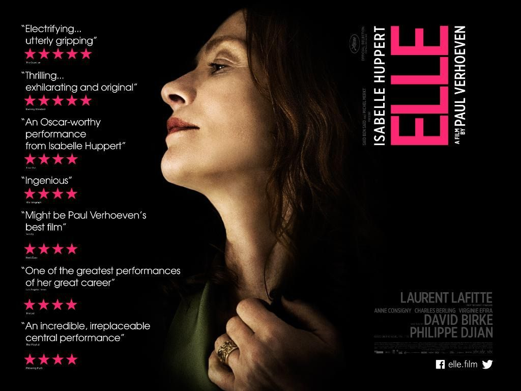 Return to the main poster page for Elle (#3 of 3) | New movie ...