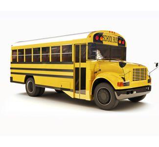 Heavy Duty Electric Drivetrain Balqon Corporation School Bus School Powerpoint Templates Bus