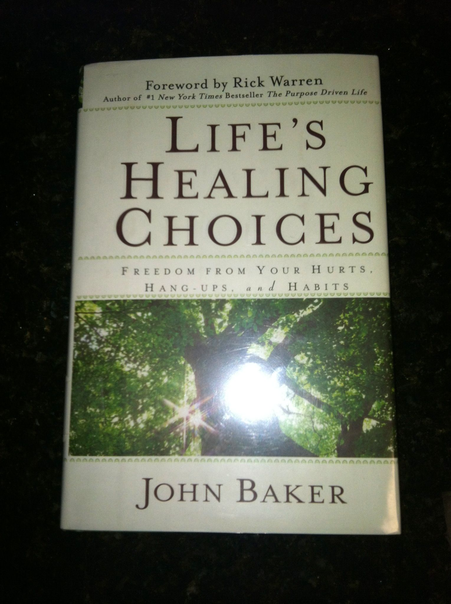 Life S Healing Choices