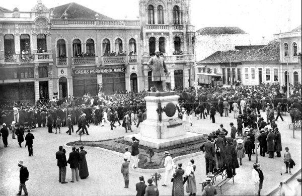 Praça Generoso Marques - 1915