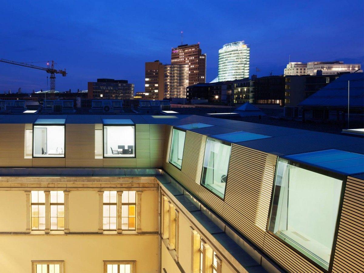 best architects architektur award // huber staudt architekten / Abgeordnetenhaus von Berlin, Erweiterung der Fraktionsräume