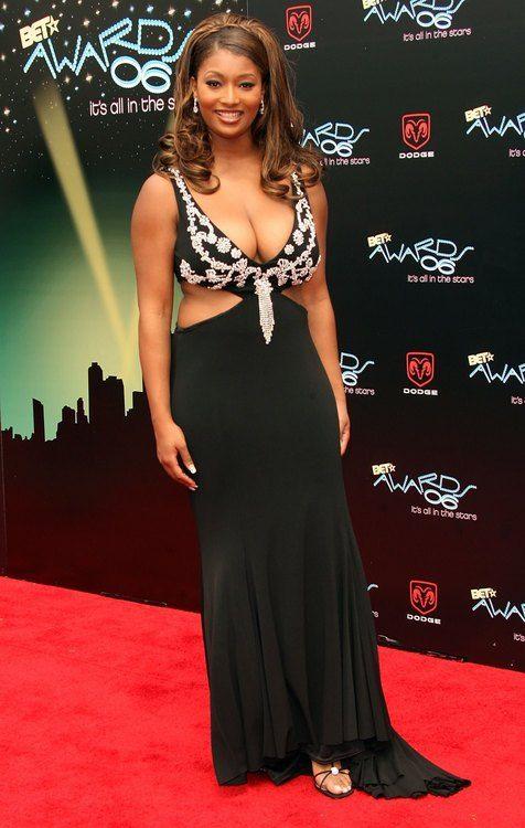 Toccara Jones Ebony Model Nude