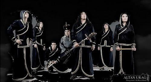 Altan Urag - Mongolian Rock-Folk band. See http ...