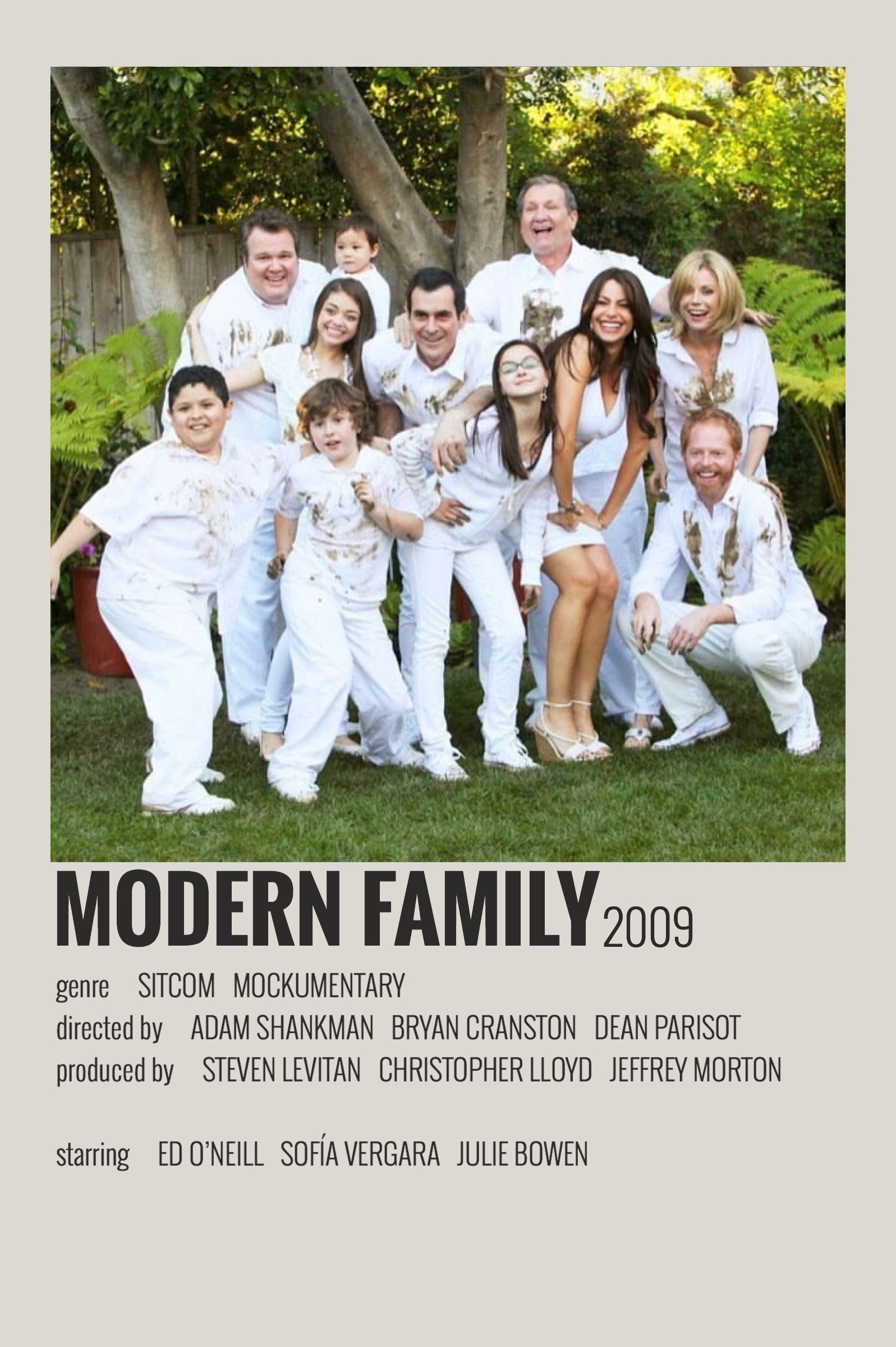 Modern Family by Maja