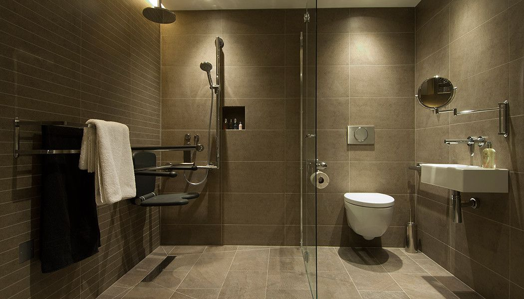 Specialist in disabled wet room walk in shower and - Disabled shower room ...