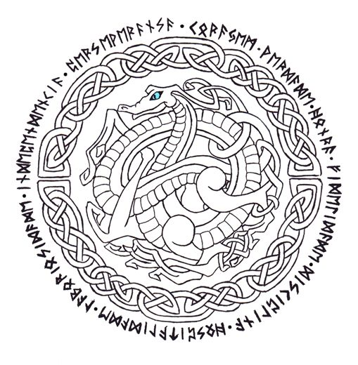 Celtic Knot 3 Celtic Writing Celtic Coloring Celtic Artwork