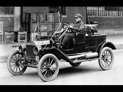 Henry Ford Model T Documentary Full Video Youtube Ford