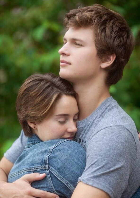 Image result for hazel and augustus
