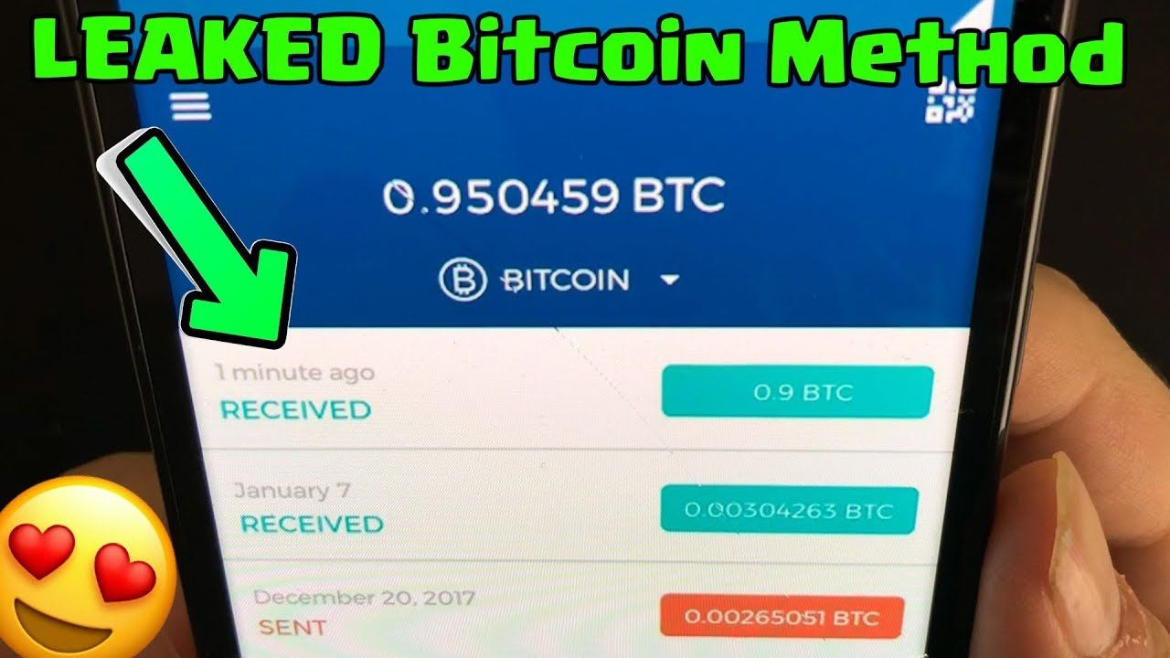 Bitcoin Earn Adder 2018 - Free Bitcoin Generator 2018 REAL