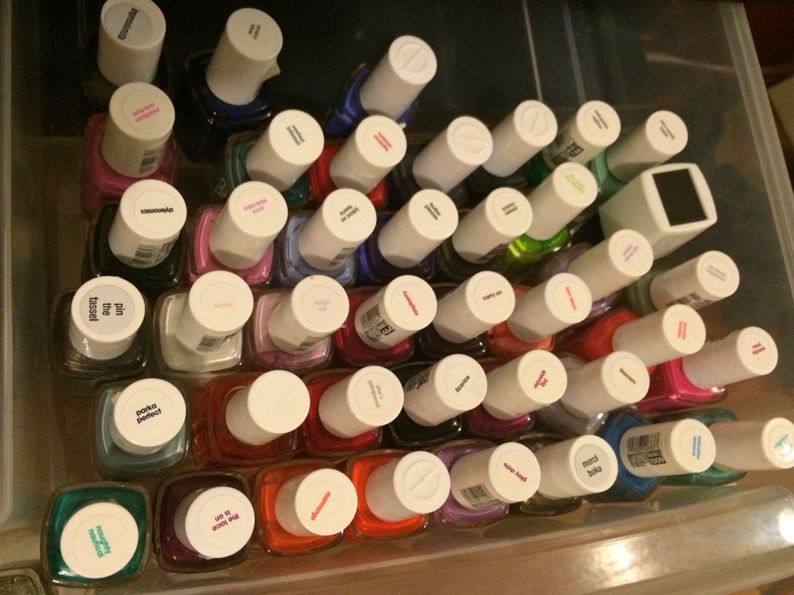 My little essie collection