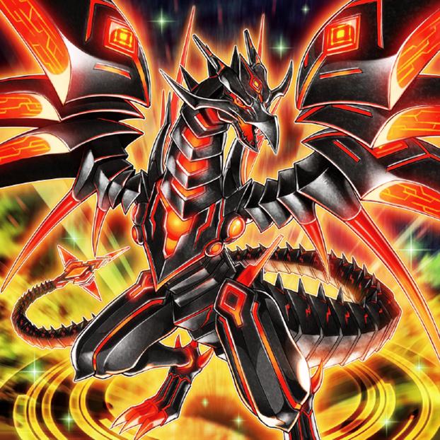 Darkness Metal The Dragon Of Dark Steel By 726312107 On Deviantart Yugioh Monsters Yugioh Dragons Dragon Artwork