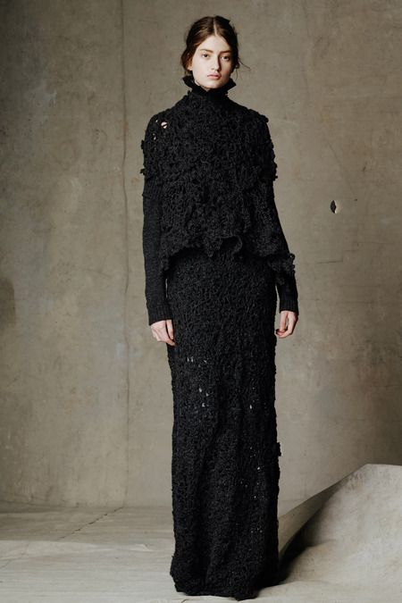 Gary Graham | Fall 2014 Ready-to-Wear Collection | Style.com