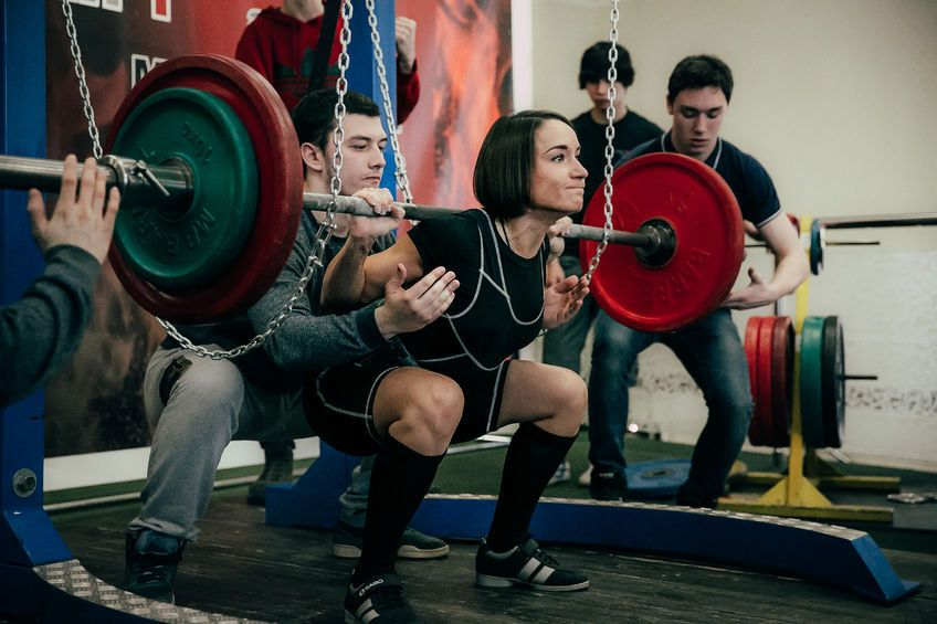Everybody squats seriously squatting is a vital part of