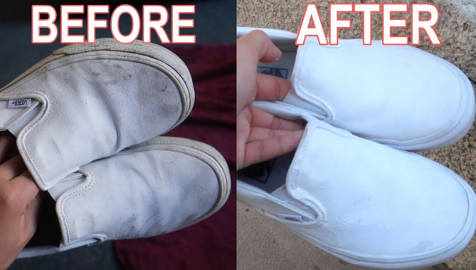 Oxiclean Powder - Clean Stinky Shoes