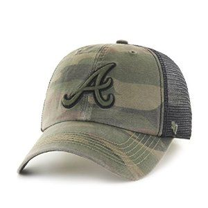 0c4b9d5c ... italy amazon mlb atlanta braves beaufort closer stretch fit hat one size  56e84 951c8