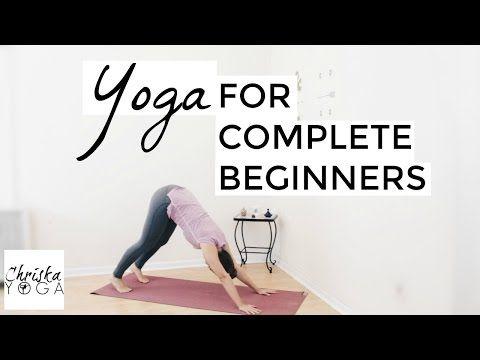 yoga flow for complete beginners  40 min beginner vinyasa