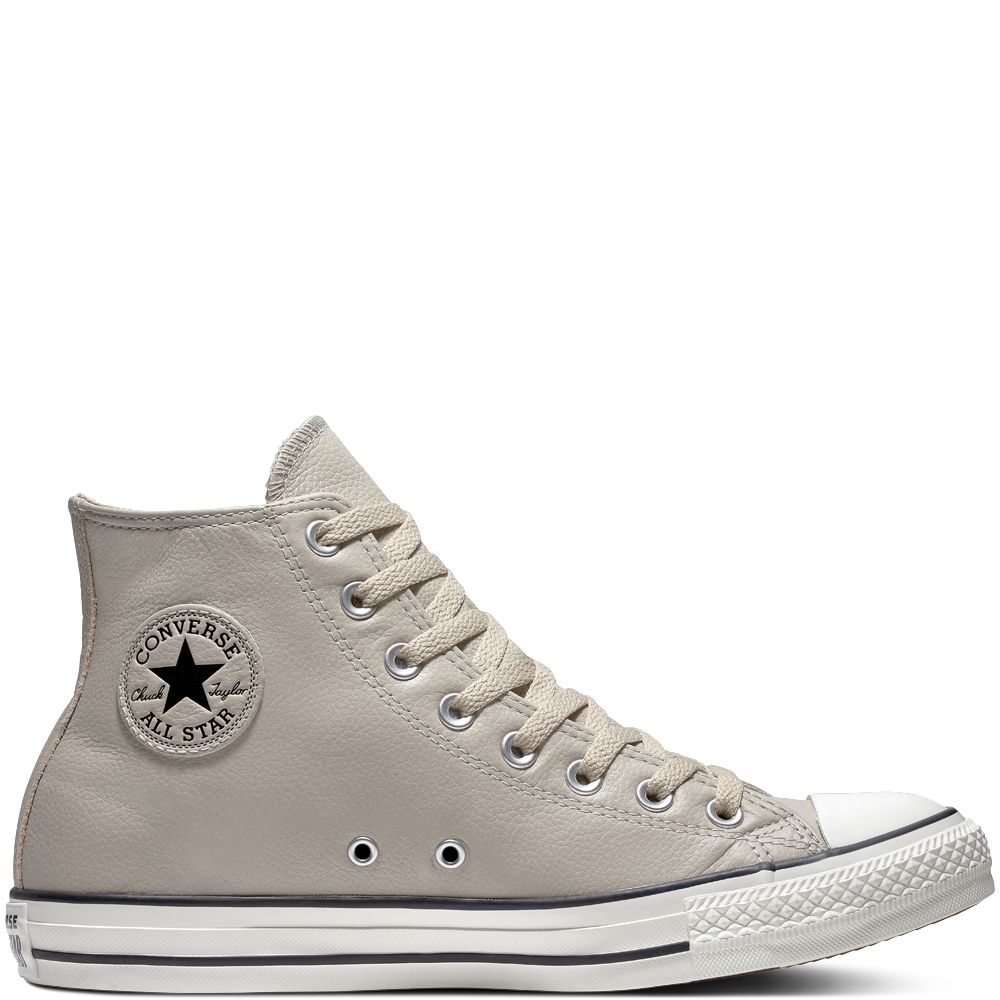 d786c79faed3 Chuck Taylor All Star Leather High Top Papyrus Papyrus Egret  papyrus papyrus egret