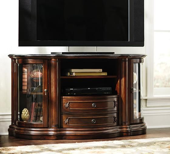 Versailles Widescreen 2 Drawer Tv Cabinet Furniture Home
