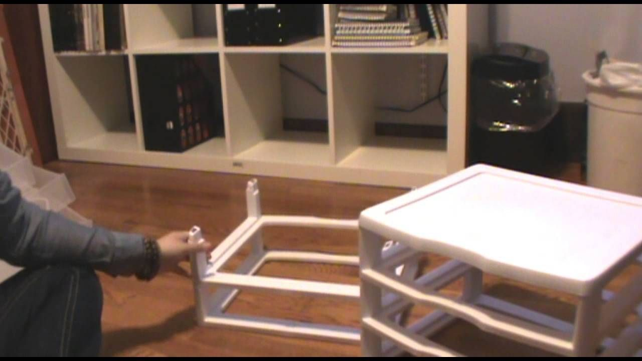 How To Hack A Sterilite Drawer Unit Drawer Cart Diy Drawers