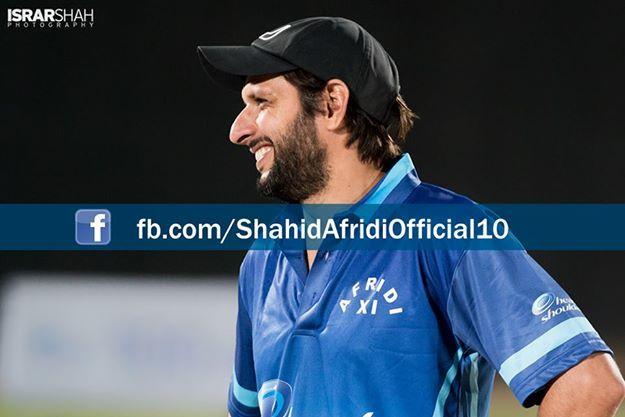 Shahid Afridi <3