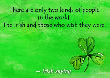 Famous Irish Quotes That are Equally Witty and Meaningful ...