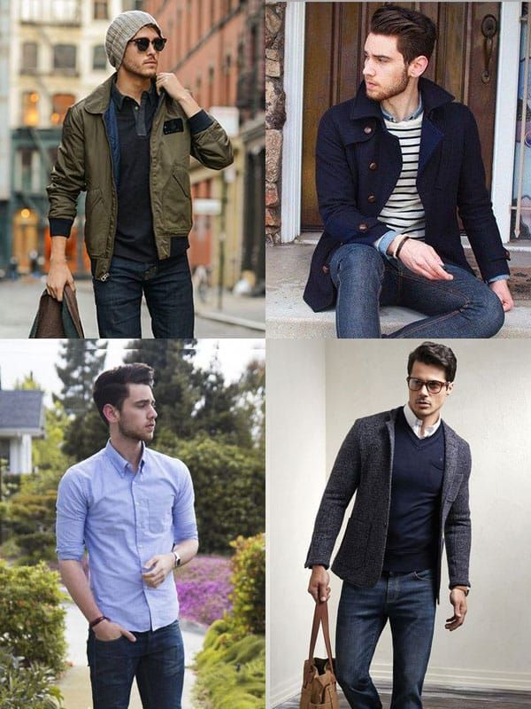 10 Casual Style Tips for Guys Who Want to Look Sharp ...