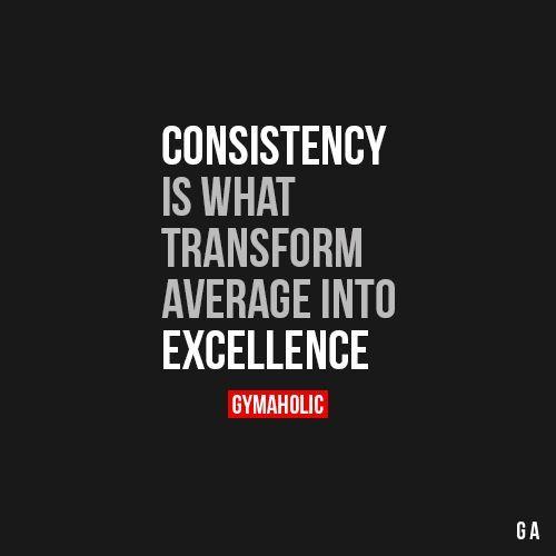 Motivational Quotes About Consistency: Motivation - Best Fitness Motivation Site