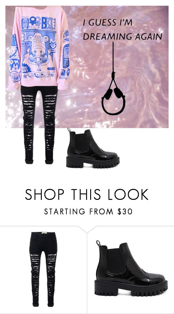 """""""Guess im dreaming again"""" by marina-hxpe ❤ liked on Polyvore"""