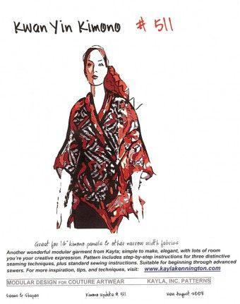 Kayla Kennington 511 Pattern Companies Kayla Clothes Design