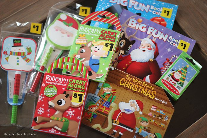 More Stocking Stuffer Ideas How To Nest For Less Stocking Stuffers Summer Coloring Sheets Coloring Books