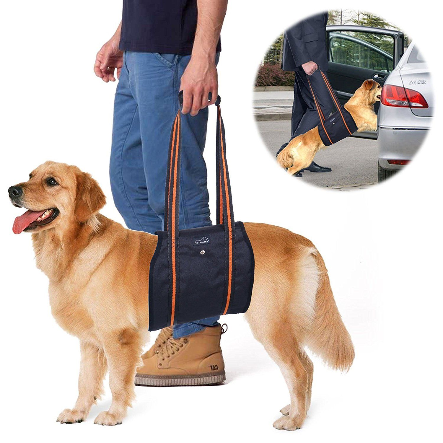 Dog Support Harness Petbaba Mobility Rehabilitation Sling Lift