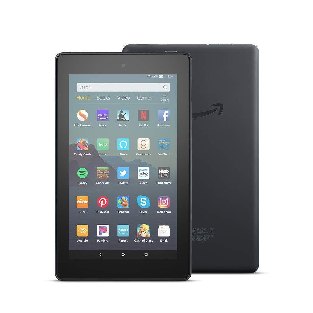 All New Amazon Fire 7 Tablet 7 Display 16gb Black Tablet 7 Tablet Fire Tablet
