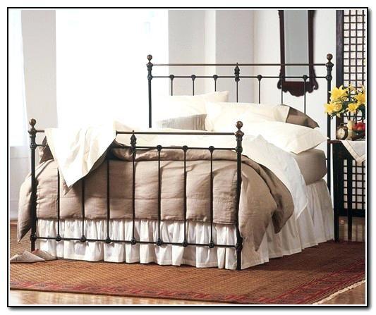 Best Metal Bed Frames Queen Target Wrought Iron Beds Queen 400 x 300