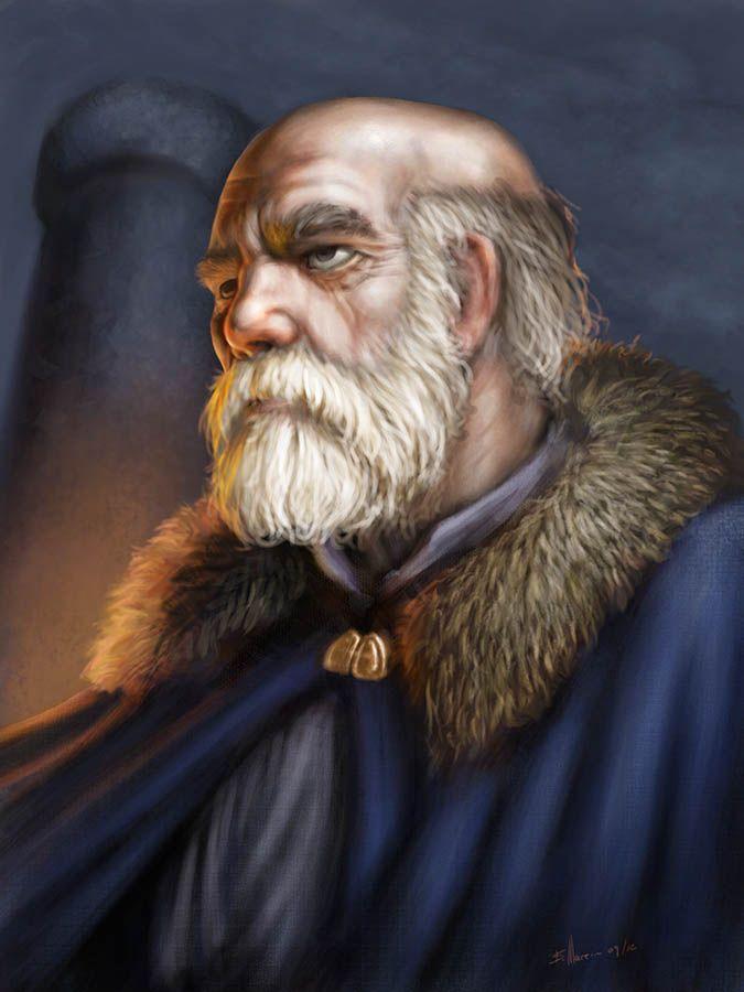 Jore Oldest Representative Of The Bordondun Family In Thartis