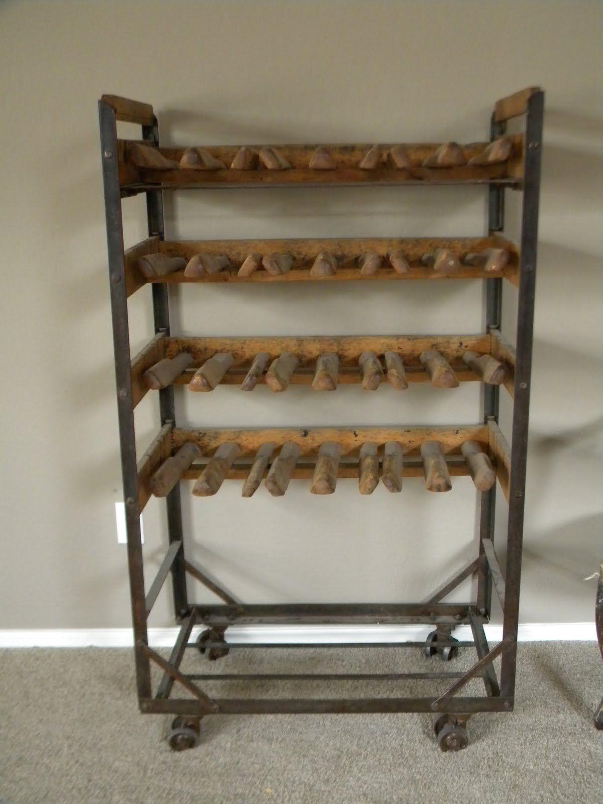 Antique shoe rack. - Antique Shoe Rack. Shabby Chic Pinterest Antiques, Shoe Rack