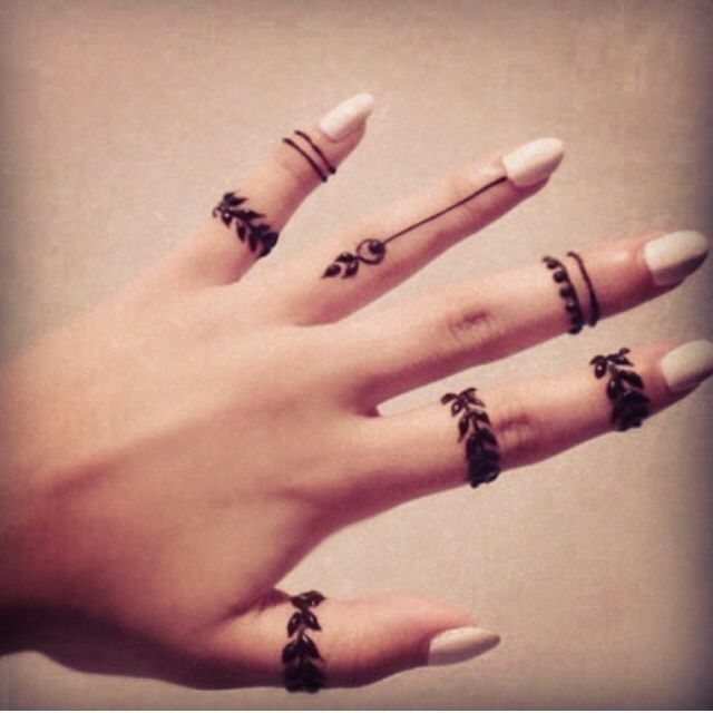 Henna Designs Tumblr Google Search Simple Henna Tattoo Henna Ink Mehndi Designs For Fingers