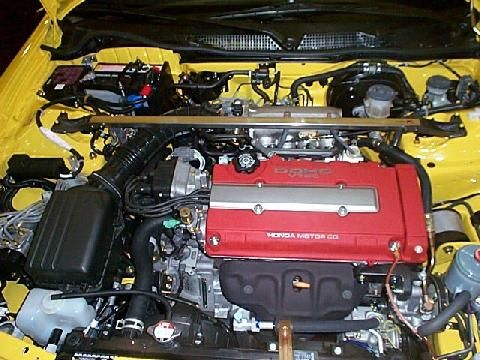 2000 Acura Integra #Used #Engine: Description: Gas Engine (1.8L, VIN