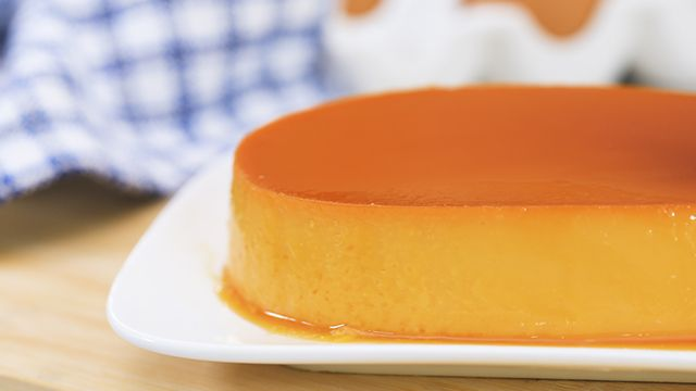 WATCH: We Tried Pastry Chef Heny Sison's Easy Leche Flan Recipe